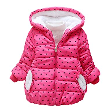 4556dabf8 Zerototens Girls Coat