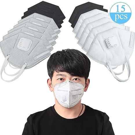 maschera antipolvere n95 4 strati