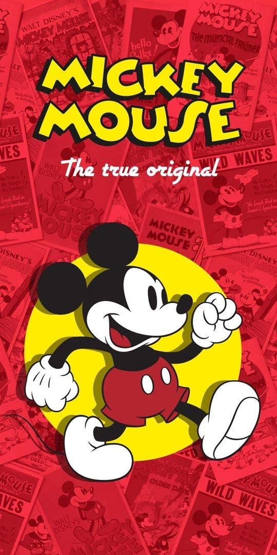 Toallas Mickey Mouse WD20173