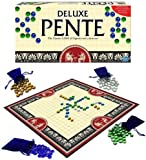 Winning Moves Deluxe Pente Strategy and Capture