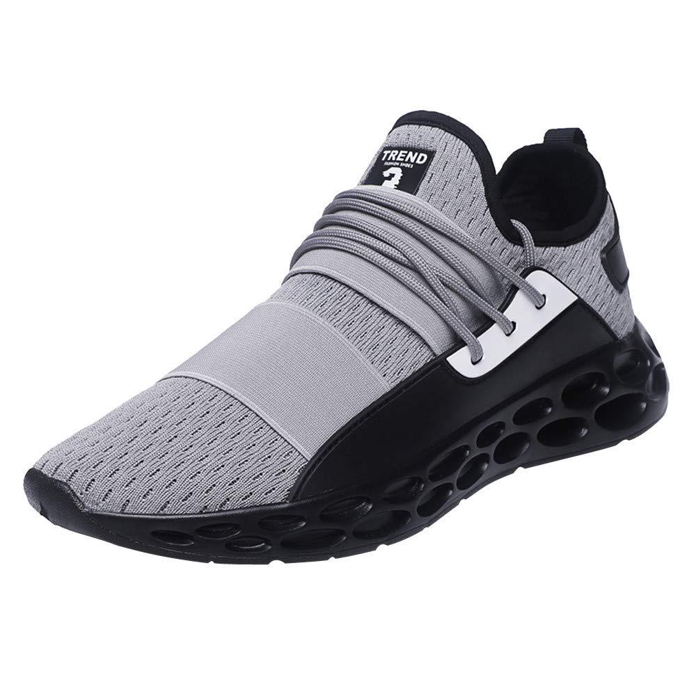 [OcEaN Shoes] メンズ 6.5 M US グレー B07MFQ9HYR