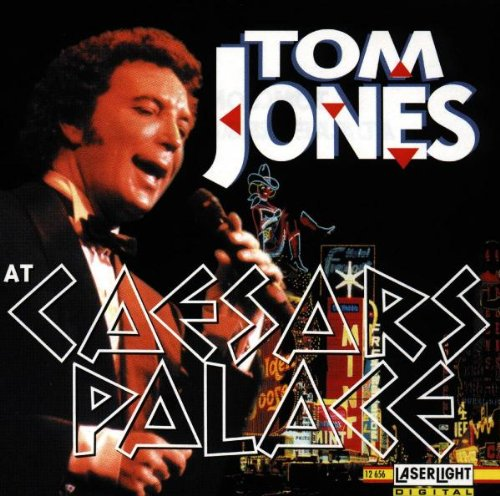 Tom Jones Live At Caesar's - Shop Palace Caesars