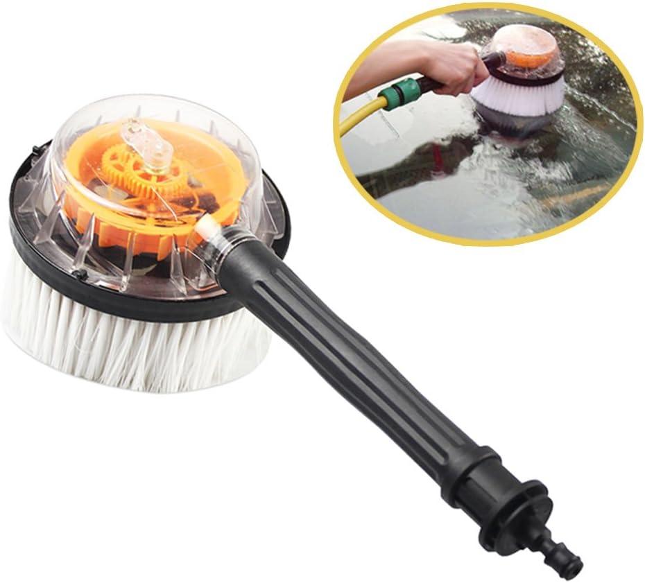 ZREAL Cepillo Giratorio Universal Arandela de Presión Limpiador para Tubos Instrumentos para la Limpieza del Coche