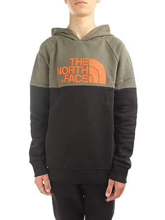 009112658 THE NORTH FACE Youth Drew Peak Raglan Hoodie: Amazon.co.uk: Clothing