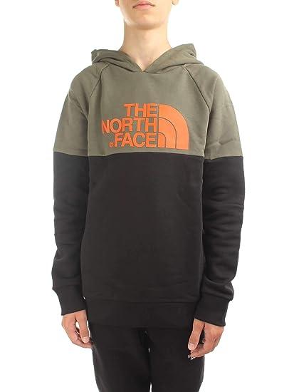 04851dc93b The North Face T93L6K Felpa Bambino: Amazon.it: Abbigliamento