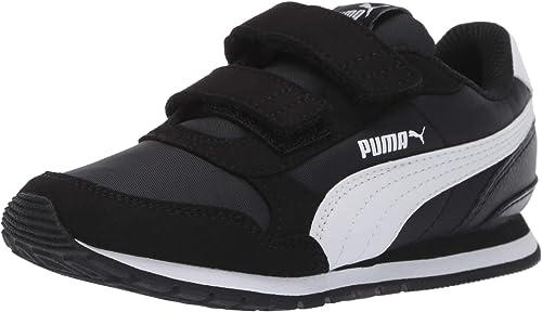chaussure puma pour filleen noir