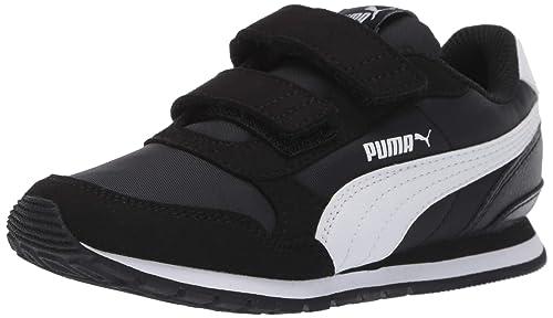 c1c965cef Puma St Runner NL - Zapatillas Deportivas para niños, Unisex, Color Blanco