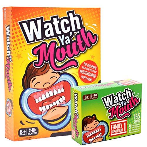 Watch Ya Mouth Throwdown Edition Card
