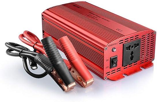 Bestek MRI10013 Inversor de Corriente 1000W 12V a 220V para ...
