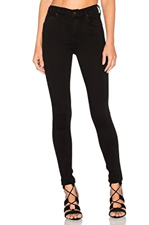 MONYRAY Skinny Jeans for Women High Waisted Slim Fit Stretch Jeans Leggings  Ture Black XS 9a1508724