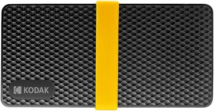 Kodak Unidad SSD móvil de Estado sólido de 256 GB / 512 GB / 1 TB ...