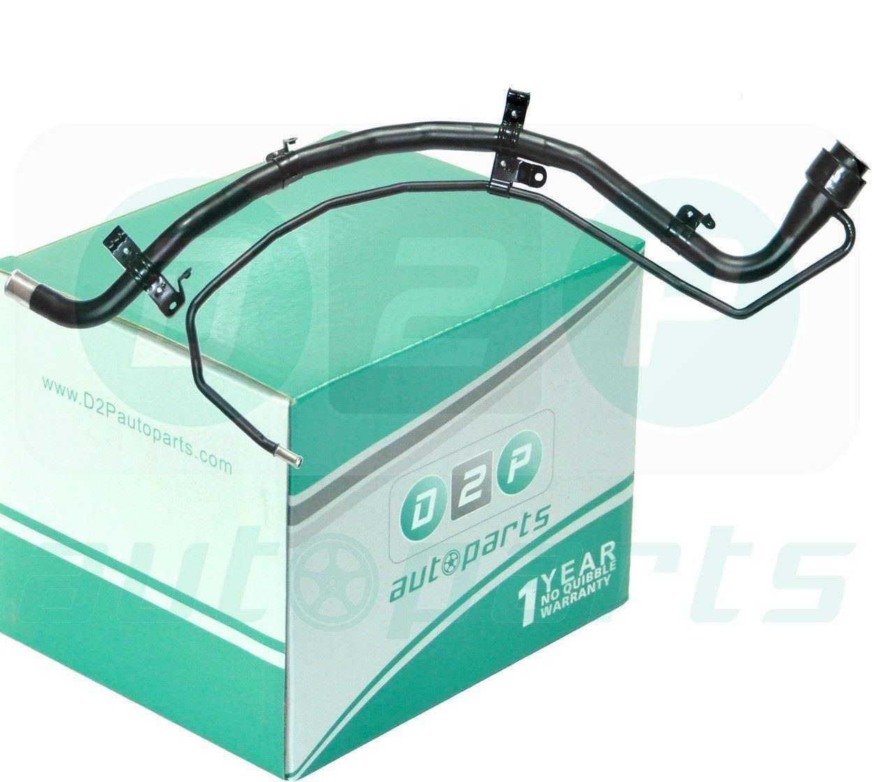77201 42150 Fuel Filler Neck Pipe 7720142150 D2P 77201-42150