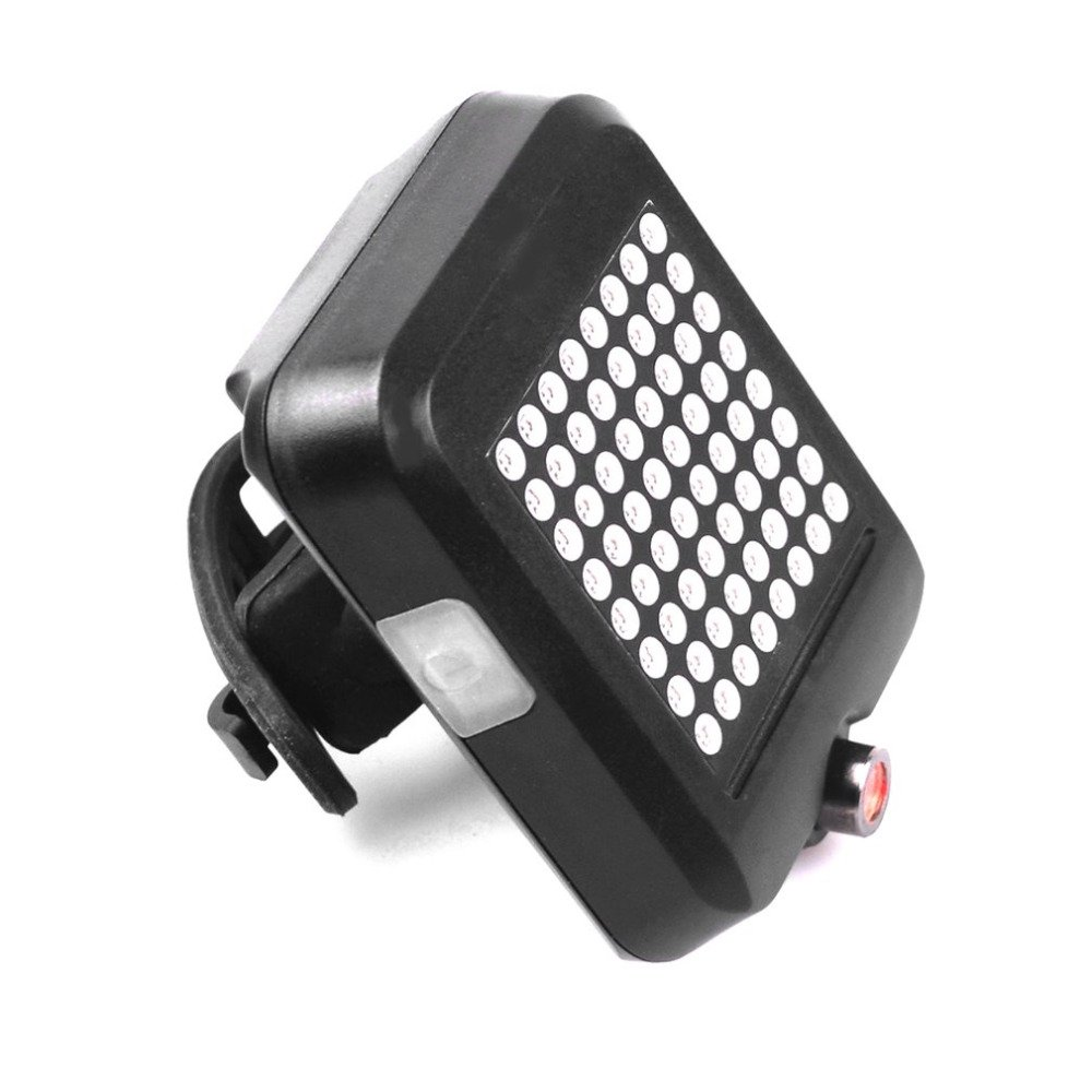 T603B USB Rechargeable Wireless Bicycle Tail Light Gravity Sensing Direction Turn Warning by Isguin (Image #3)