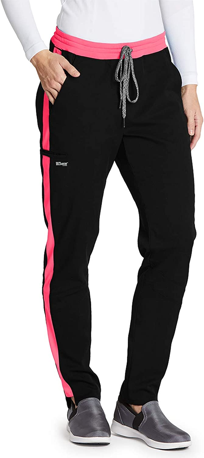 Grey's Anatomy Spandex-Stretch Cargo Pant for Women - Easy Care Medical Scrub Pant