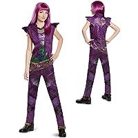 Disguise Mal Classic Descendants 2 Disfraz, TV, Libros y Películas, Púrpura, Large (10-12)