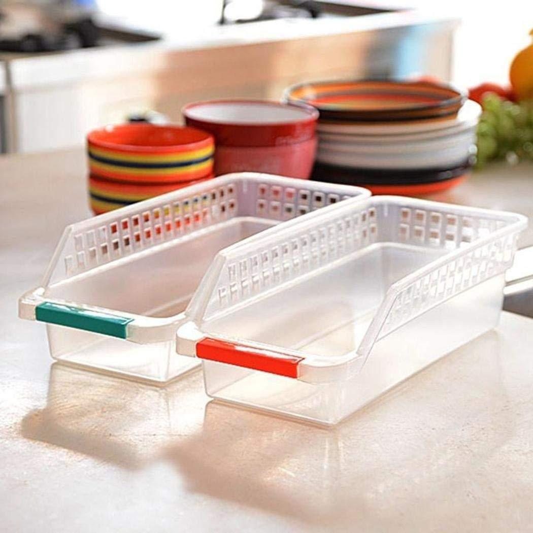 Sikena Kühlschrank Lebensmittel Getränke Hohl Schublade Aufbewahrungsbox Kuchenbehälter