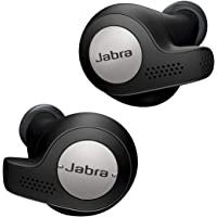 $59 » Jabra Elite Active 65t Earbuds – True Wireless Earbuds with Charging Case, Titanium Black –…