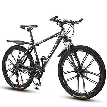 JLASD Bicicleta Montaña Bicicleta De Montaña, Bicicleta De ...