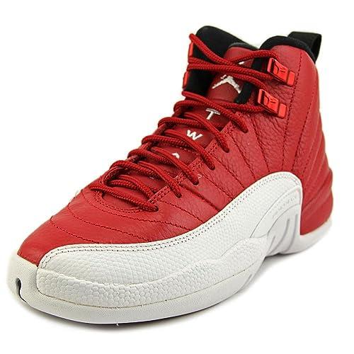 timeless design 6ddba 6a2e8 Nike Air Jordan 12 Retro Bg, Zapatillas de Baloncesto para Niños   Amazon.es  Zapatos y complementos