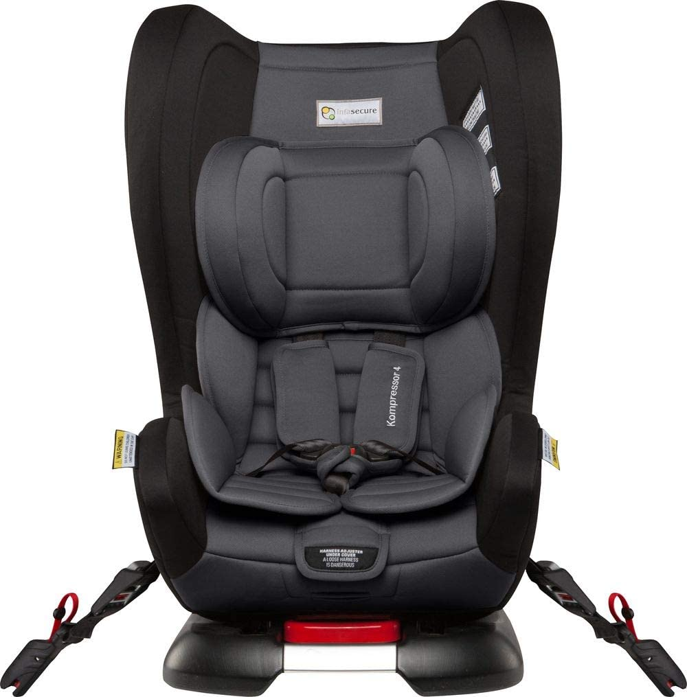 InfaSecure Kompressor 4 Astra Isofix Convertible Car Seat