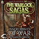 Instruments of War: The Warlock Sagas, Volume One Audiobook by Larry Correia Narrated by Gabra Zackman