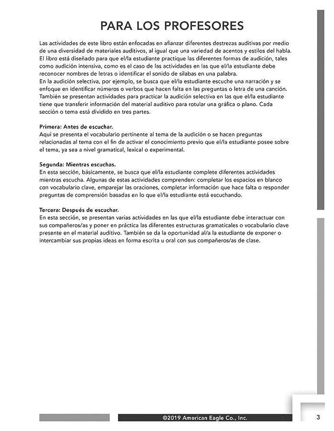 Amazon Com Cómo Enseñar Para Una Mejor Comprensión Auditiva