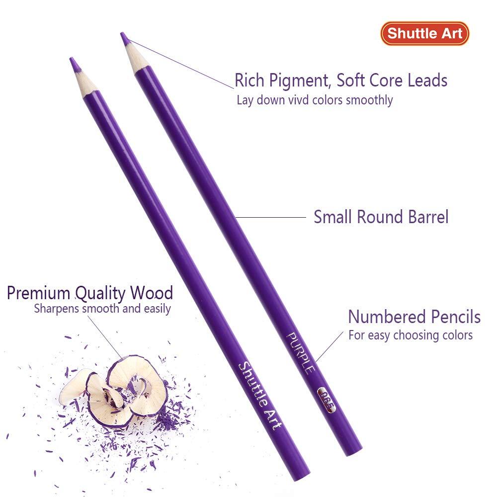 Shuttle Art 408 Pack Coloring Pencil Set Plus 20 Sharpeners Colored Pencils Bulk Classpack School Supplies 12 Assorted Colors