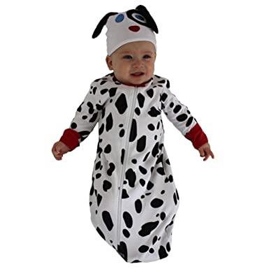 Sozo Unisex-Baby Newborn Dalmatian Bunting and Cap Set Black/White 0  sc 1 st  Amazon.com & Amazon.com: Sozo Unisex-Baby Newborn Dalmatian Bunting and Cap Set ...
