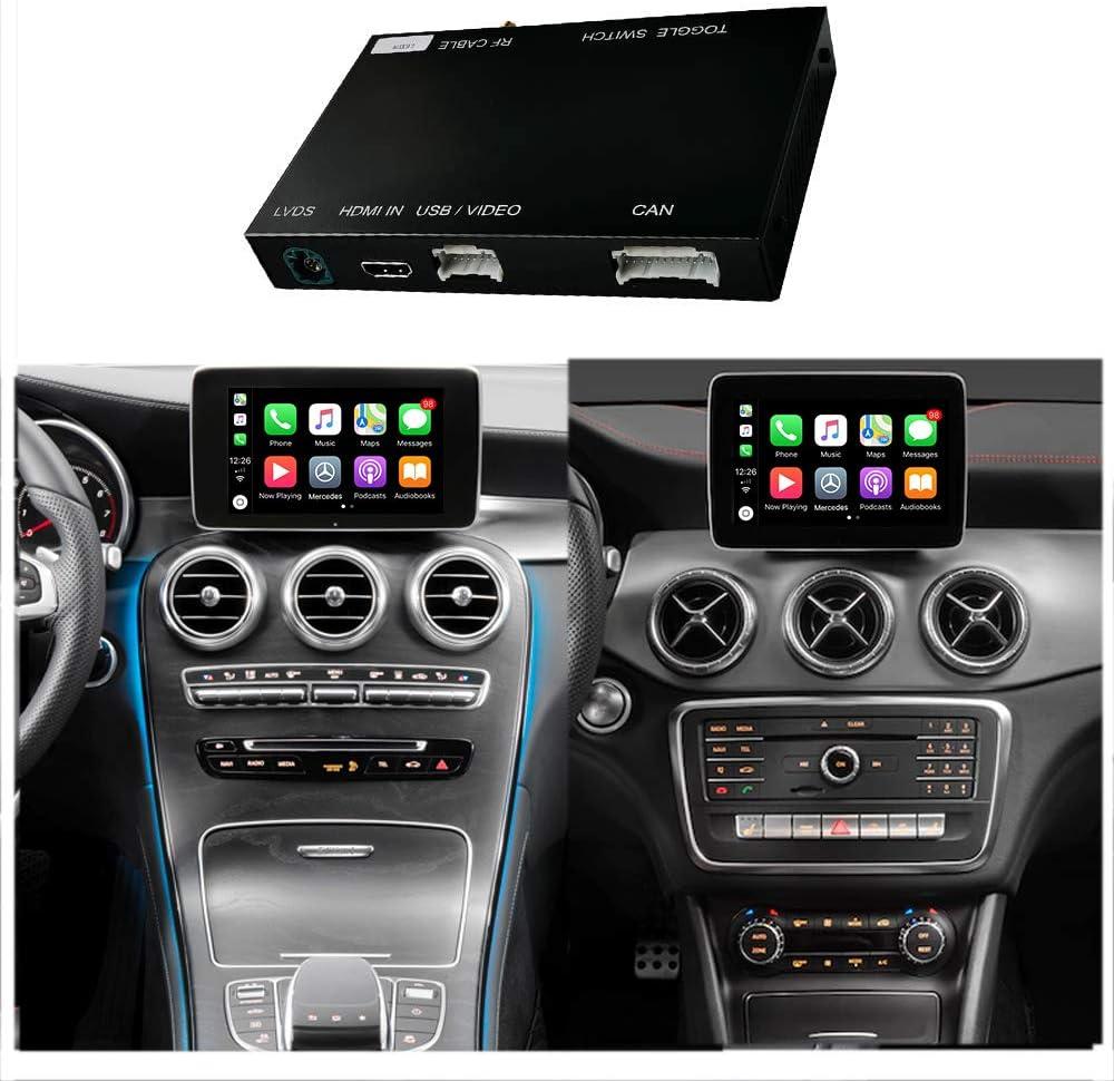 Wireless Carplay Android Auto Fürmercedes Benz C Glc Elektronik