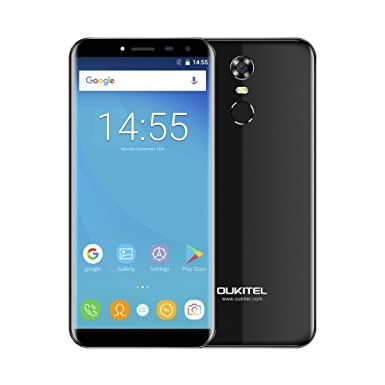 65b819b0e OUKITEL C8 Smartphone Unlocked 4G Android 7.0 with 5.5