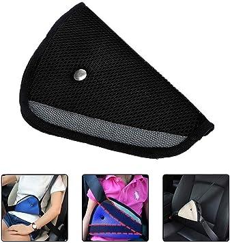 Clip per Cintura Auto Clip per Cintura Pettorale per Seggiolino Auto Universale Clip per Cintura Pettorale per Auto-Nera GOODGDN 2pcs Cintura Auto per Bambini Fibbia per Cintura