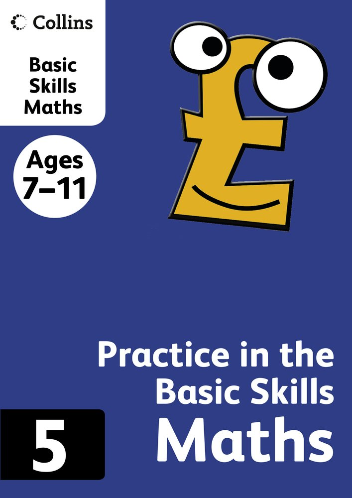 Maths Book 5 (Collins Practice in the Basic Skills): HarperCollins ...