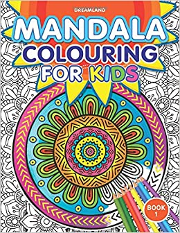 Buy Mandala Colouring for Kids Book 1 Book Online at Low Prices in