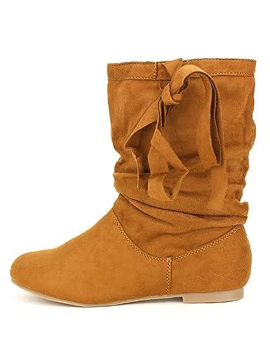 Cendriyon Moda Chaussures SITHEX Simili Femme Bottine Peau Taille OxOgTAnv