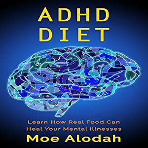ADHD Diet Audiobook