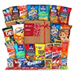 Snack Chips Gift Set Party Box Bundle...