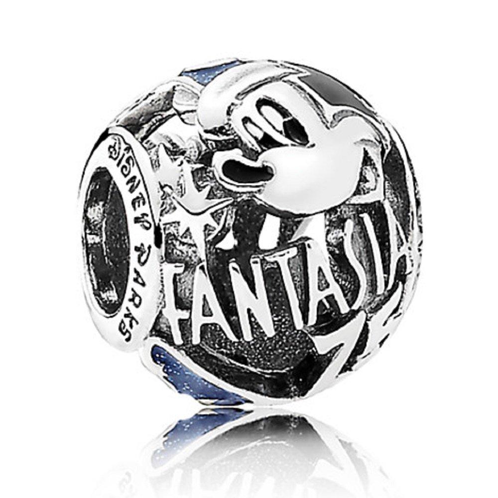 PANDORA SORCERER MICKEY FANTASIA 75TH ANNIVERSARY CHARM