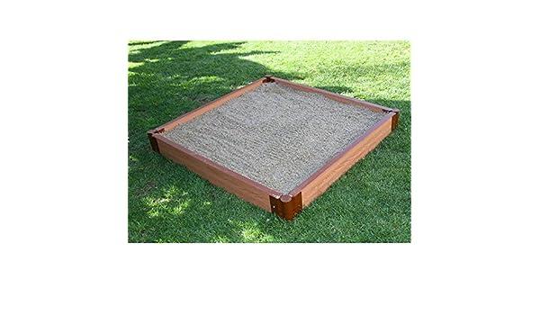 Frame It All Dos Inch Series Composite para Kit de Sandbox con ...