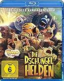 Die Dschungelhelden - Das große Kinoabenteuer [Blu-ray]