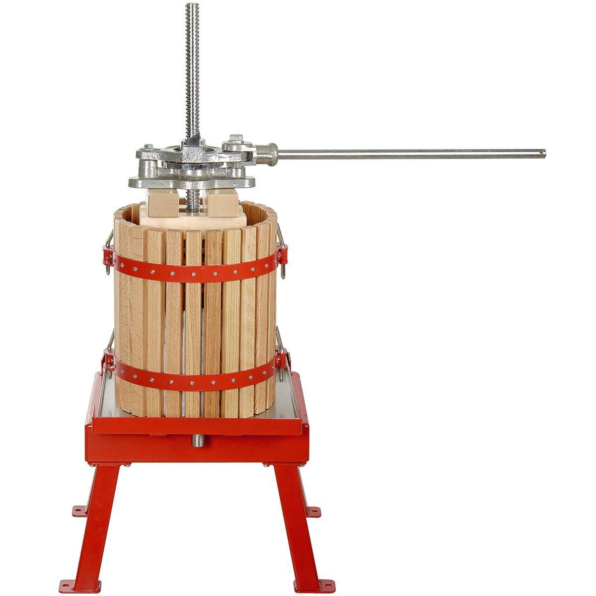 Country Estate Press w/Wood Basket (5 gallon)