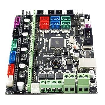 Impresora 3D placa del módulo, Controlador integrado MKS-GEN L V1 ...
