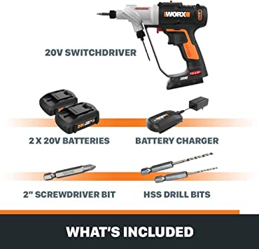 WORX WX176L Power Drills product image 6