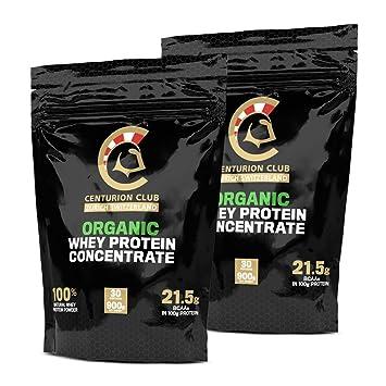 Centurion Club Nutrition Concentrado De Proteína De Suero De Leche ...