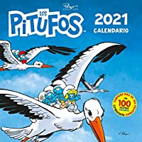 Image for Calendario los Pitufos 2021 (Base Kids) (Spanish Edition)