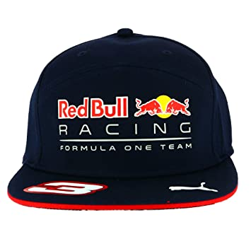 6c67ac71fb683 Red Bull Infiniti F1 Racing Drivers Kids Daniel Ricciardo Gorra Oficial  2017  Amazon.es  Deportes y aire libre