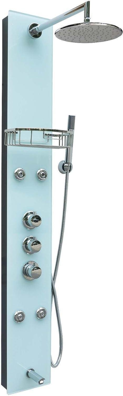 Panel de ducha de cristal ducha panel columna de ducha – Sistema ...