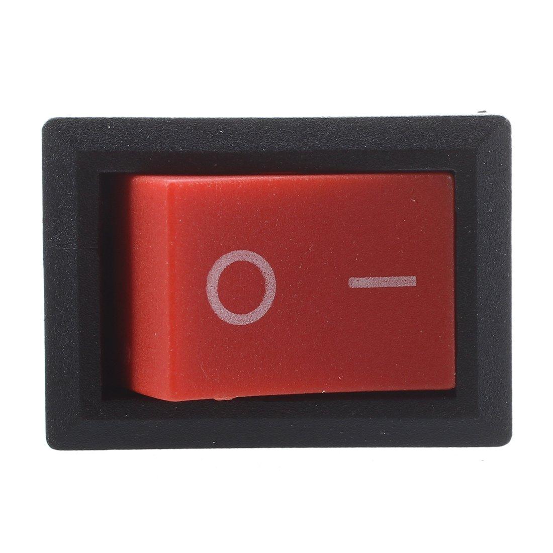 Sourcingmap a13051400ux0454 Bloqueo por Llave Interruptor