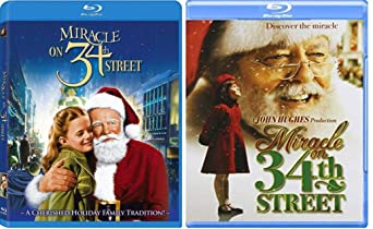 Imagen deMiracle On 34th Street (1947) / Miracle on 34th Street (1994) (Blu-ray) (2-Pack)
