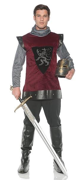 Amazon.com: De los hombres Storybook Knight disfraz ...