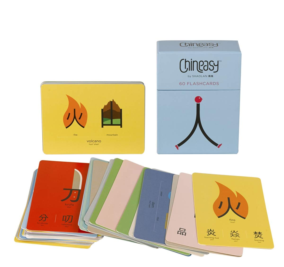 Chineasy  TM  60 Flashcards